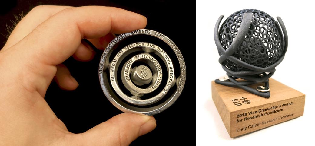 IMG_20181024 3D Printed Trophy Medal